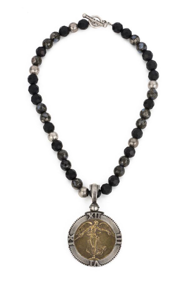SHADOW OPAL MIX WITH L'ANGE MEDALLION