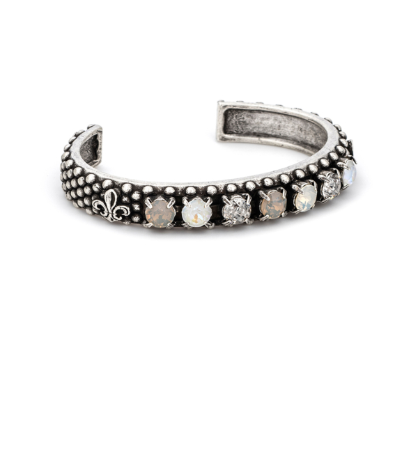 SWAROVSKI LINEN MIX BANGLE