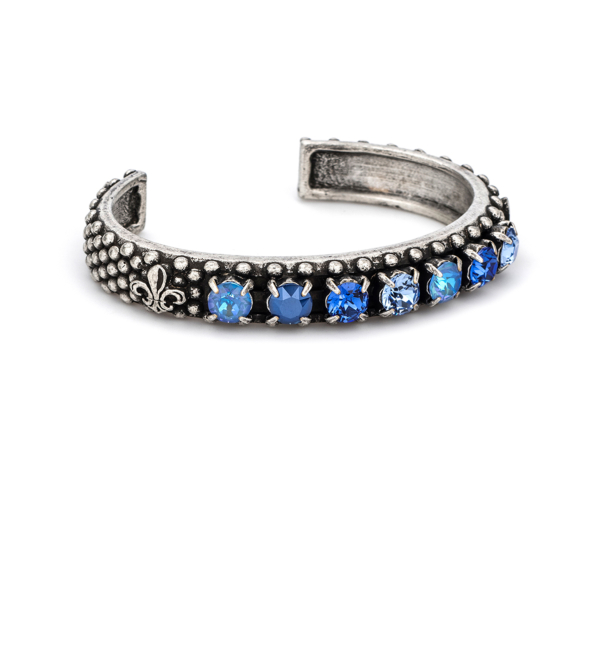 SWAROVSKI DENIM MIX BANGLE