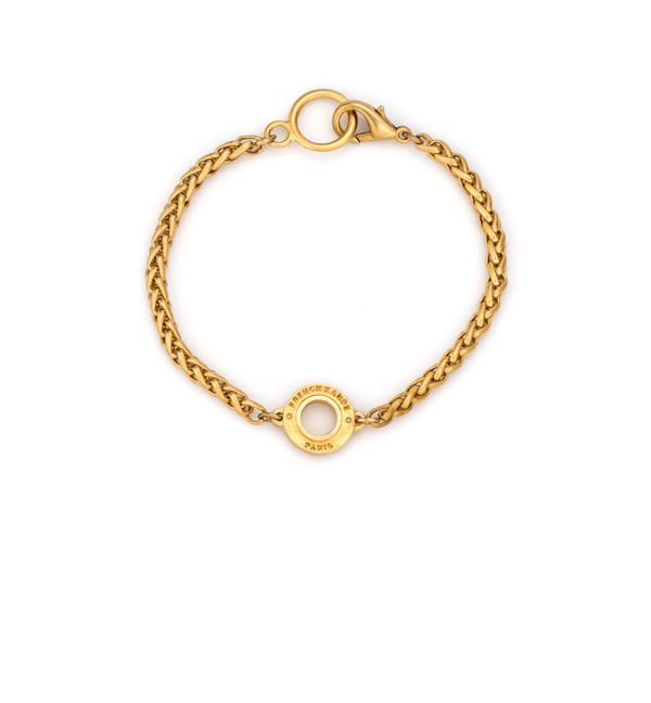 ANNECY CHEVAL BRACELET GOLD