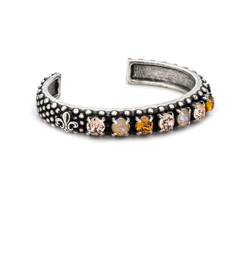 SWAROVSKI GOLDEN MIX BANGLE