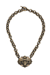PROVENCE CHAIN WITH MIEL AND BELGIUM BACKPLATE