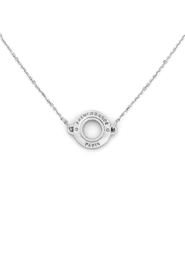 ANNECY NECKLACE SILVER