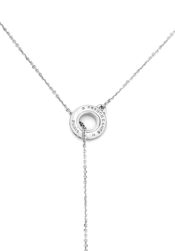 ANNECY LARIAT SILVER
