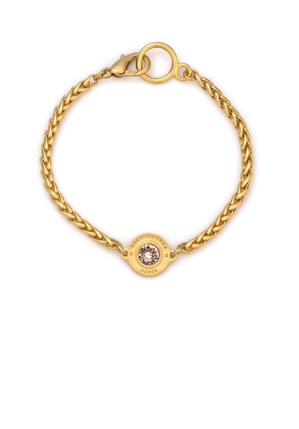 BIRTHSTONE ANNECY BRACELET GOLD