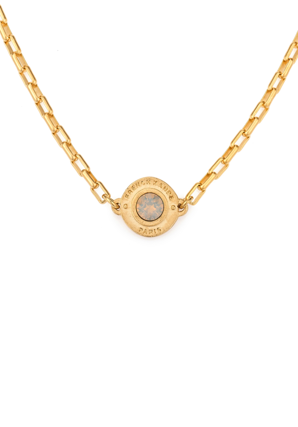 LOIRE SWAROVSKY ANNECY NECKLACE GOLD