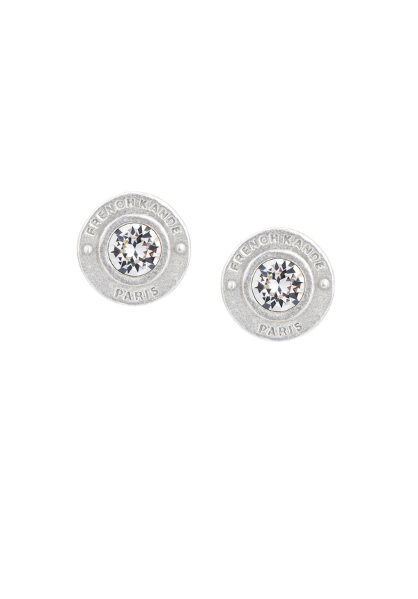 SWAROVSKI ANNECY EARRINGS SILVER