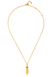 MICRO POINTU NECKLACE GOLD