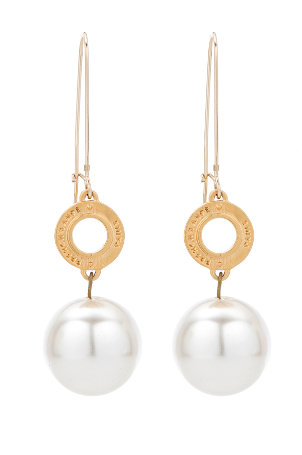 PETITE ANNECY AND PEARL EARRINGS