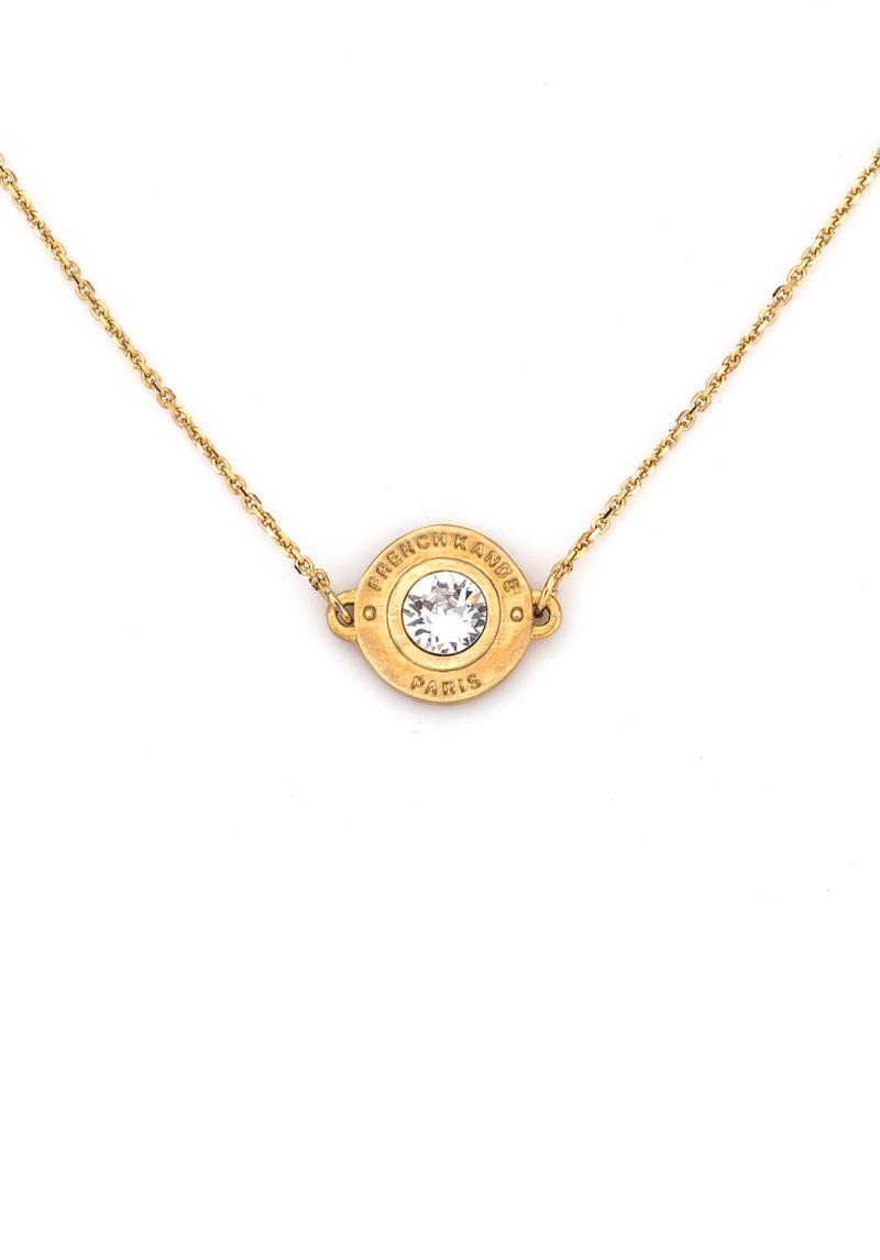 SWAROVSKI ANNECY NECKLACE GOLD