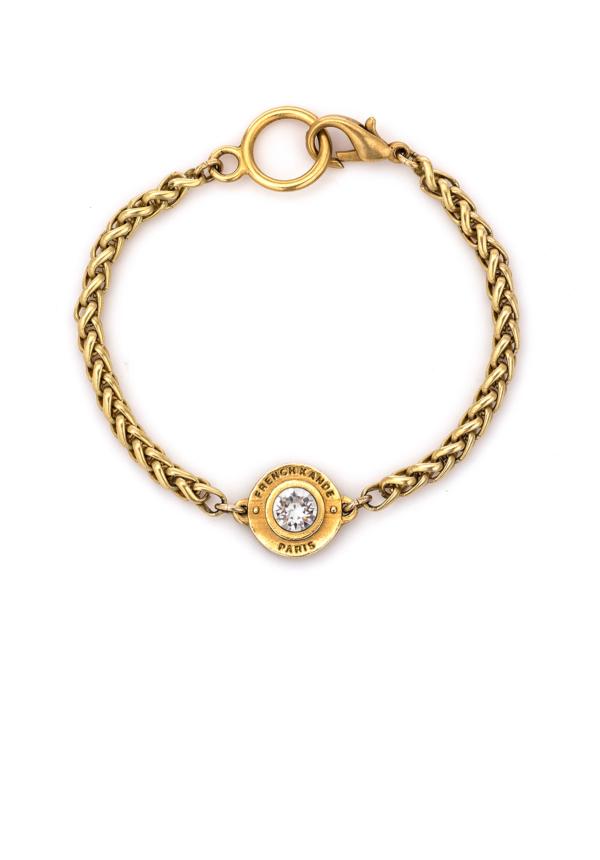 SWAROVSKI ANNECY CHEVAL BRACELET GOLD