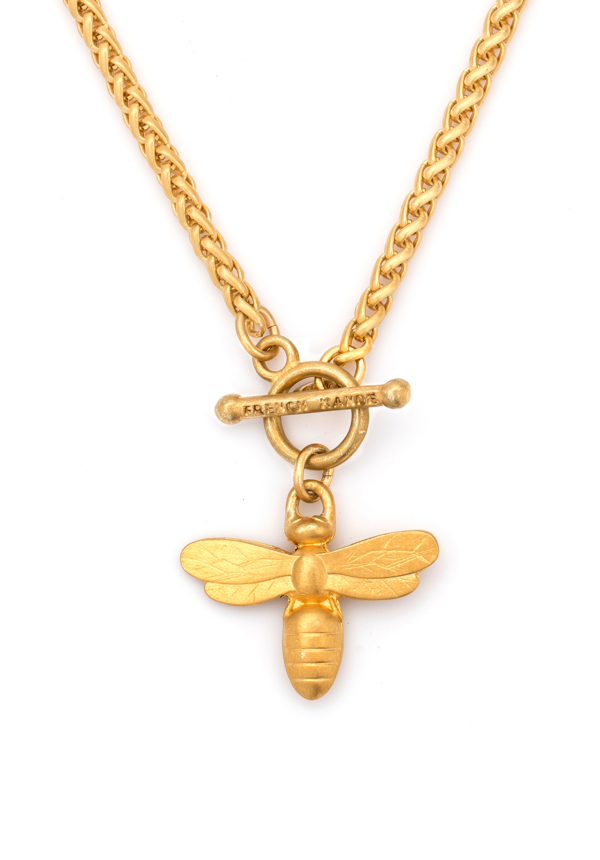 MIEL CHEVAL NECKLACE GOLD