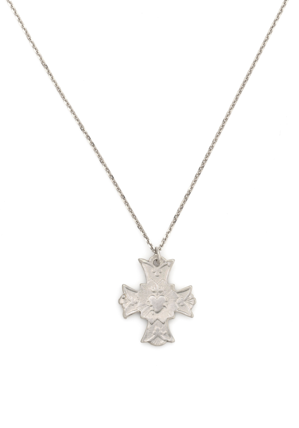 IMMACULE NECKLACE SILVER
