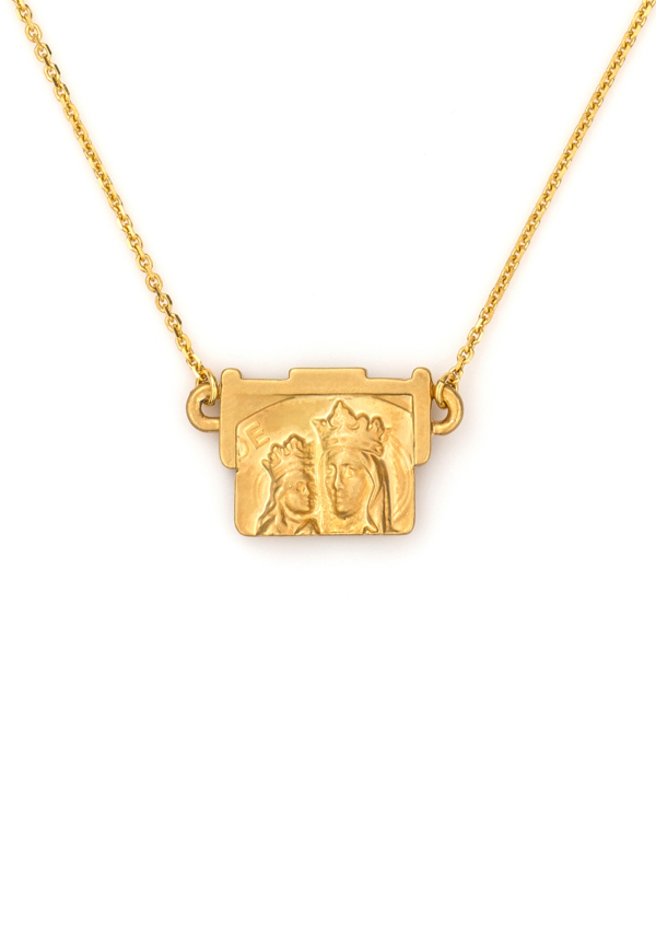 ST. ANNE NECKLACE GOLD