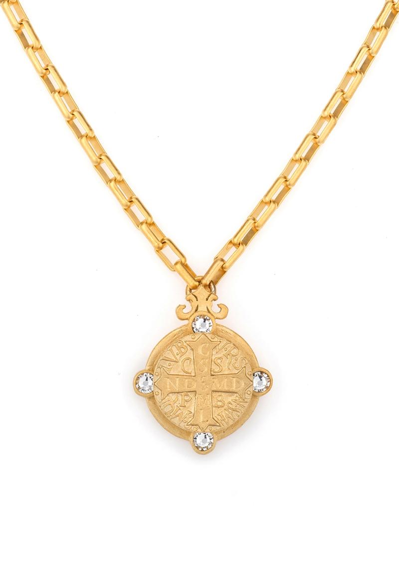 LOIRE ARLES NECKLACE GOLD