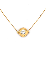 SWAROVSKI ANNECY NECKLACE GOLD