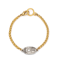PATINA CUVEE CHEVAL BRACELET GOLD