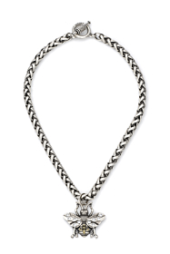 CHEVAL CHAIN WITH FK BEE PENDANT