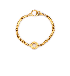 ANNECY CHEVAL BRACELET GOLD